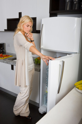 Begagnade kylskåp