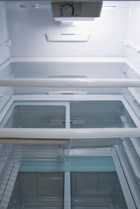 Nytt rengjort Electrolux kylskåp