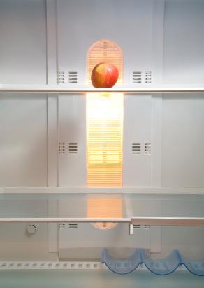 Nytt Miele kylskåp